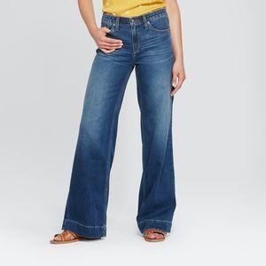 Universal Thread High Rise Wide Leg Jeans 27